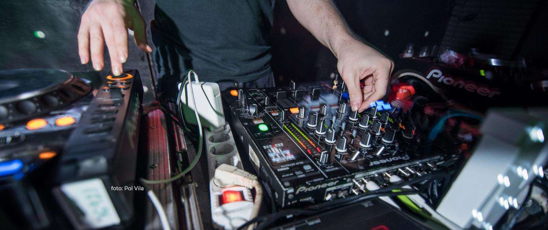 Nacho Ruiz DJ at Sidecar, Barcelona