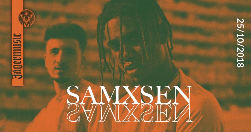 Samxsen en Sidecar