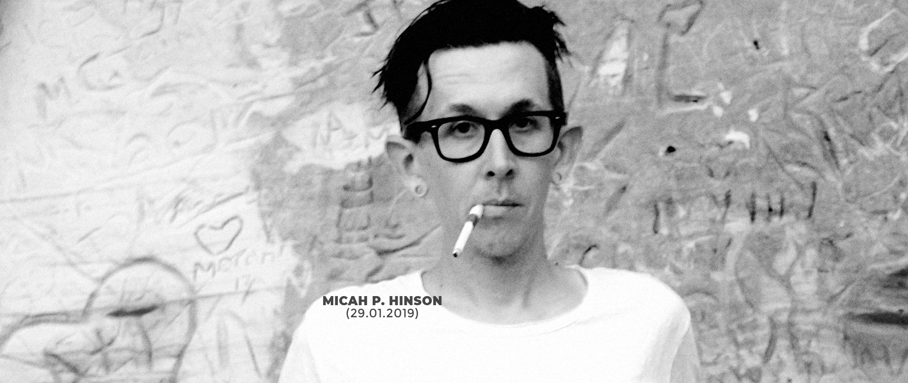 Micah P. Hinson en concierto en Sidecar, 29-01-2019