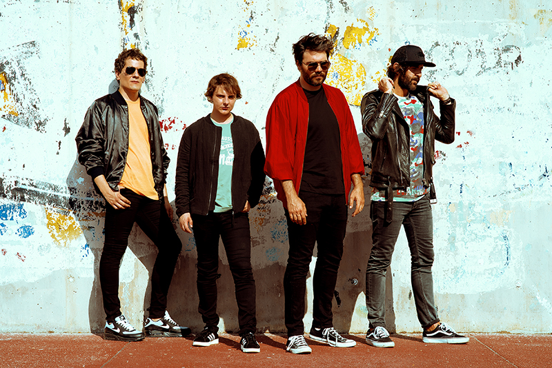 The Rebels en concierto en Sidecar