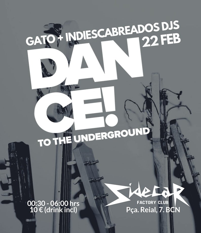22-2-19 Indies cabreados + DJ Gato