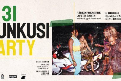 Sunkusi Party @Sidecar. 2019-01-31