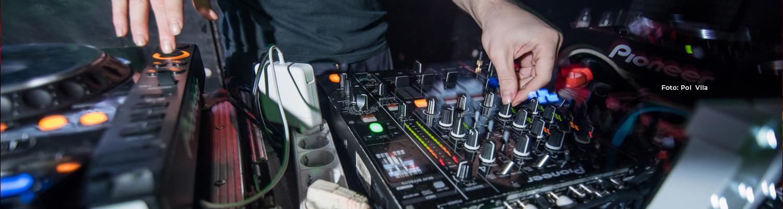 Nacho Ruiz DJ en Sidecar, Barcelona