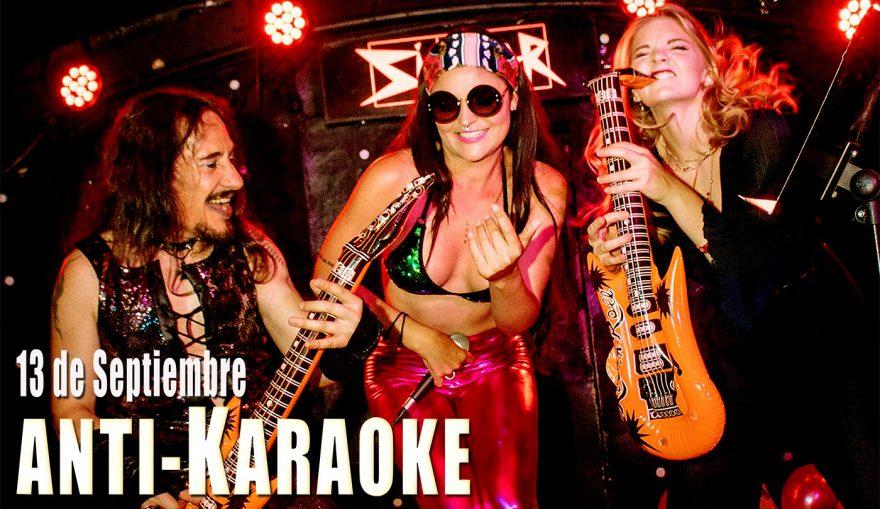 Anti-Karaoke 2019-09