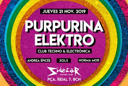 PURPURINA ELEKTRO 2019-11-21