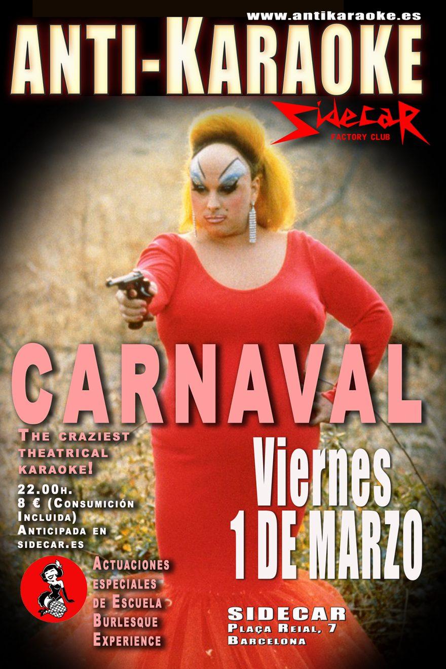 Anti-Karaoke de Carnaval