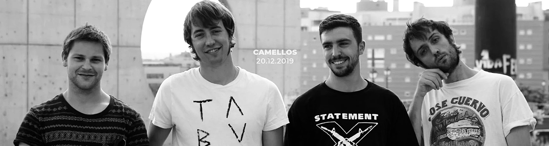 Camellos en Sidecar, Barcelona (20/12/2019)