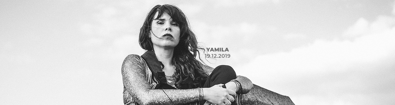 Yamila en Sidecar, Barcelona (19/12/2019)