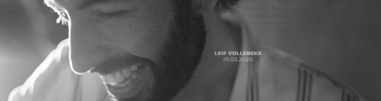 LEIF VOLLEBEKK live at Sidecar, Barcelona (03/29/2020)