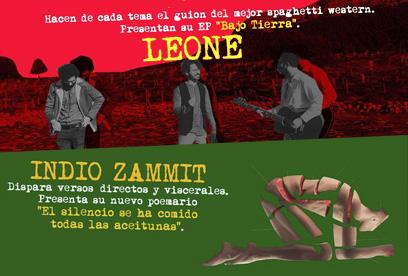 LEONE vs INDIO ZAMMIT