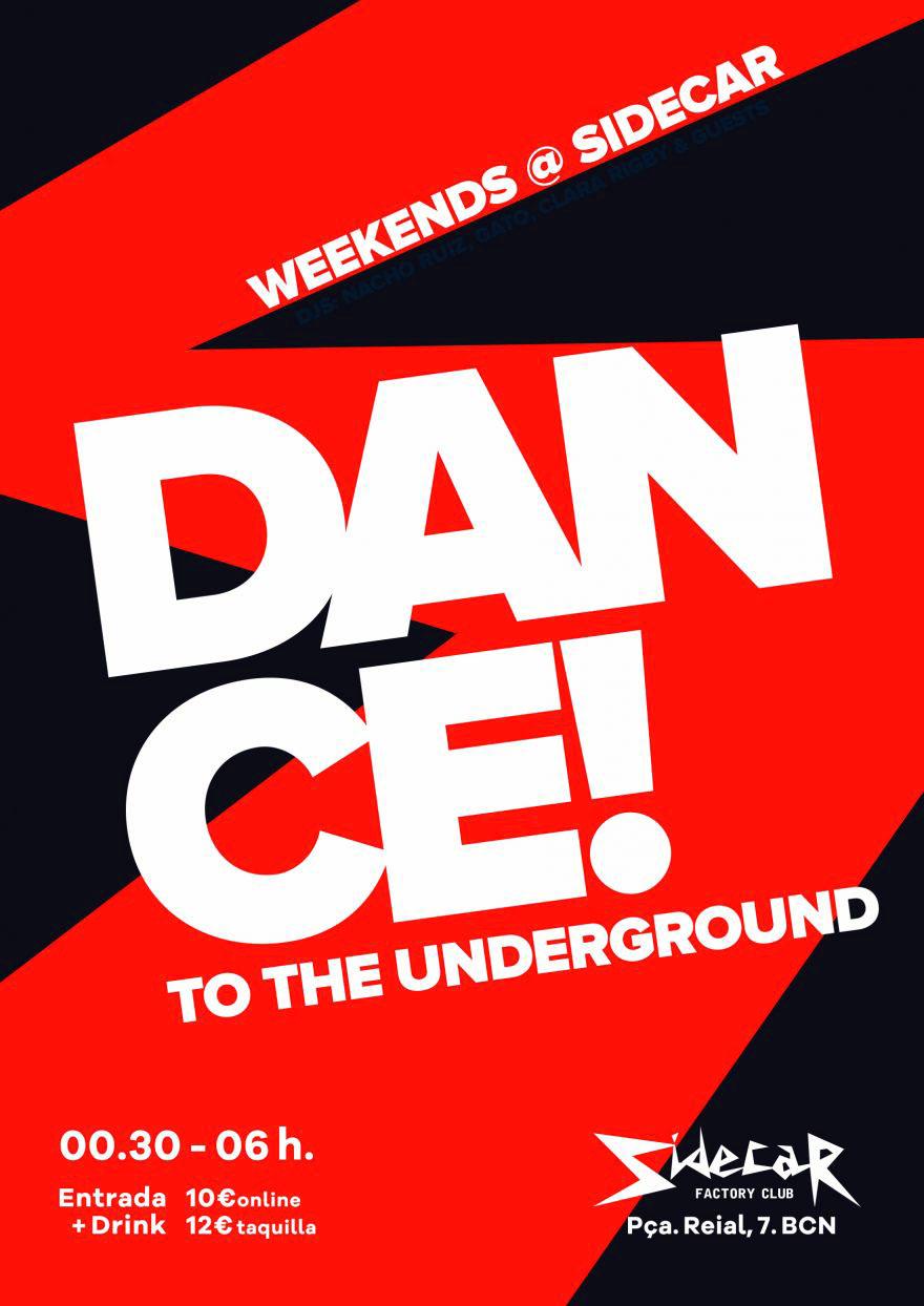 1dance To The Underground, 2021 - 10