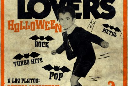 Halloween Türbo Lövers